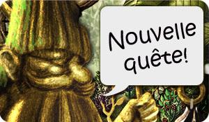Génomia nouvelle quête - Chouffe