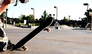 skateboard contrl par la pense