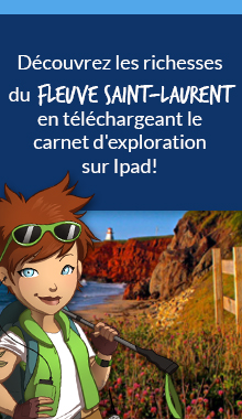 Mon carnet d'exploration Saint-Laurent